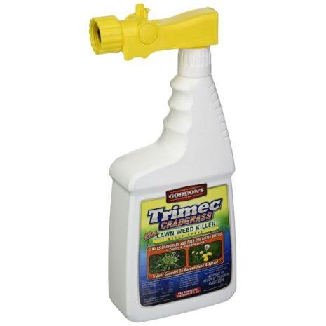Trimec classic mixing ratio, instructions, temperature range, application