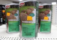 Martin's surrender fire ant killer's reviews, label, instructions, application